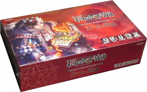 Force of Will TCG: Crimson Moon