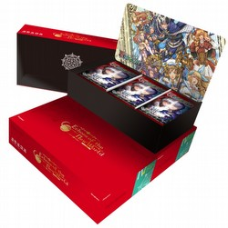Force of Will TCG: Lapis Cluster: Echoes of the New World Booster Box