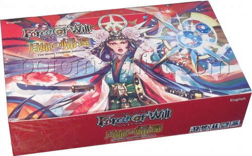 Force of Will TCG: The Moon Priestess Returns Booster Box [G3]