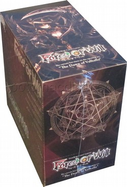 Force of Will TCG: Starter Deck Box