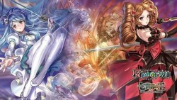 Force of Will TCG: The Seven Kings of the Lands Play Mat