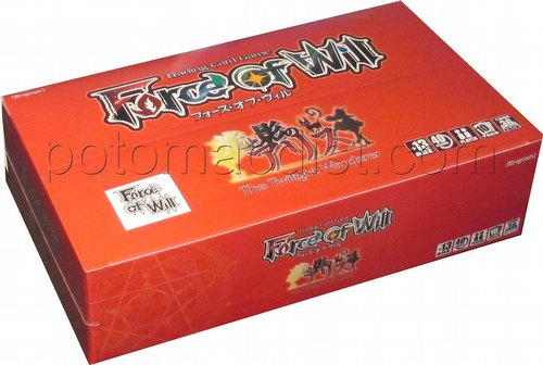 Force of Will TCG: The Twilight Wanderer Booster Box [A2]
