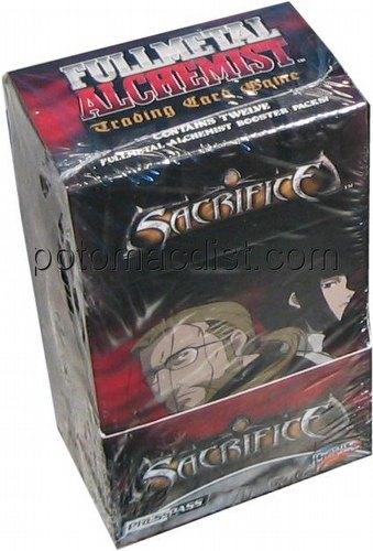 Full Metal Alchemist CCG: Sacrifice Booster Box