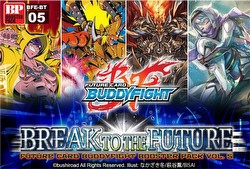 Future Card Buddyfight: Break to the Future Booster Case [16 boxes]