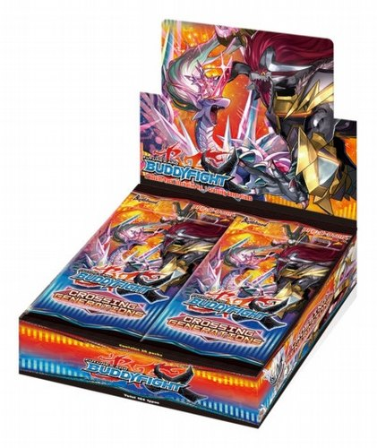 Future Card Buddyfight: Crossing Generations Booster Box [BFE-X-BT01A]