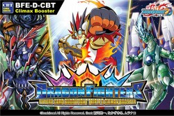 Future Card Buddyfight: Triple D Dragon Fighters Booster Case [BFE-D-CBT/16 boxes]