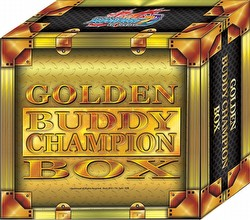 Future Card Buddyfight: Golden Buddy Champion Box
