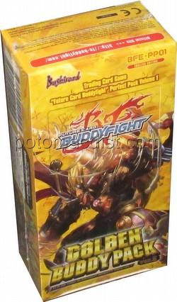 Future Card Buddyfight: Golden Buddy Pack Box