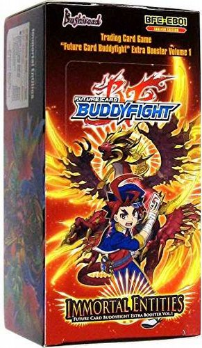 Future Card Buddyfight: Immoral Entities Booster Box