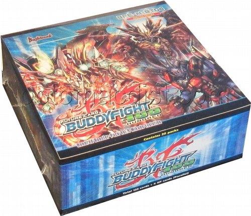 Future Card Buddyfight: Mikado Evolution Booster Box [BFE-H-BT04]