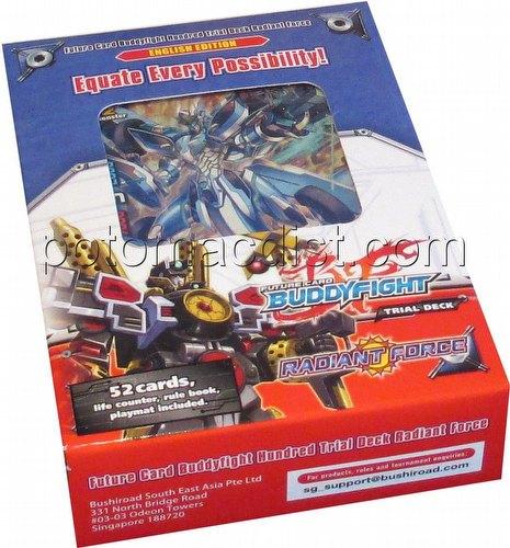 Future Card Buddyfight: Radiant Force Trial Deck (Starter Deck)