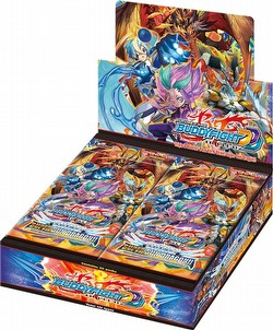 Future Card Buddyfight: Triple D Shine! Super Sun Dragon Booster Box [BFE-D-BT04]