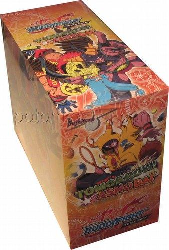 Future Card Buddyfight: Tomorrow! Asmodai Trial Deck (Starter Deck) Box