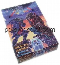 Galactic Empires: Powers of the Mind Booster Box