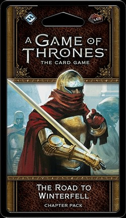 A Game of Thrones 2nd Edition: Westeros Cycle - The Road to Winterfell Chapter Pack Box [6 packs]