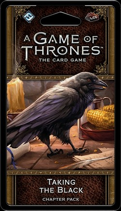 A Game of Thrones 2nd Edition: Westeros Cycle - Taking the Black Chapter Pack [6 packs]