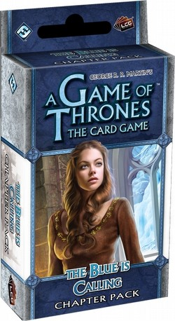 A Game of Thrones: Wardens Cycle - The Blue Is Calling Chapter Pack Box [6 packs]