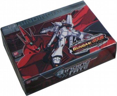 Gundam War CCG: Binding Fate Booster Box