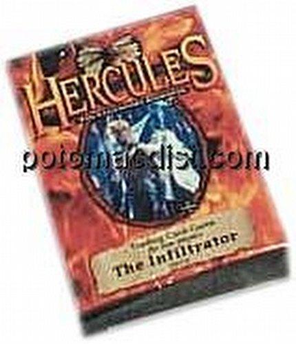 Hercules: The Infiltrator Starter Deck