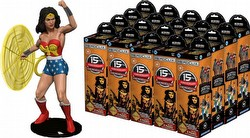 HeroClix: DC 15th Anniversary Elseworlds Booster Case [20 boosters + Case Incentive Figure]