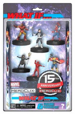 HeroClix: Marvel 15th Anniversary What If? Starter Set
