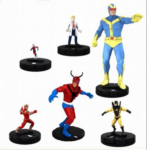 HeroClix: Marvel Ant-Man Box Set