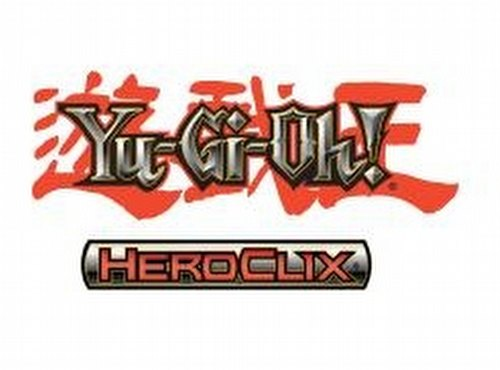 HeroClix: Yu-Gi-Oh! Series Three (Series 3) Gravity Feed Box