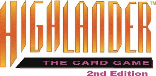 Highlander: 2nd (Second) Edition Beta Booster Box Case [12 boxes]