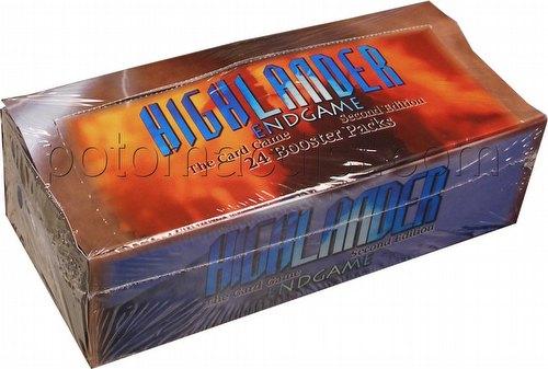 Highlander: 2nd (Second) Edition Endgame (End Game) Booster Box