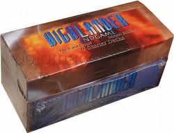 Highlander: 2nd (Second) Edition Endgame (End Game) Starter Deck Box