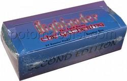 Highlander: 2nd (Second) Edition Ramirez Edition (The Gathering) Movie Booster Box