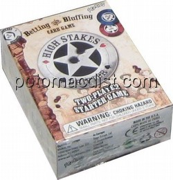 High Stakes Drifter Collectable Card Game (CCG): Starter Deck