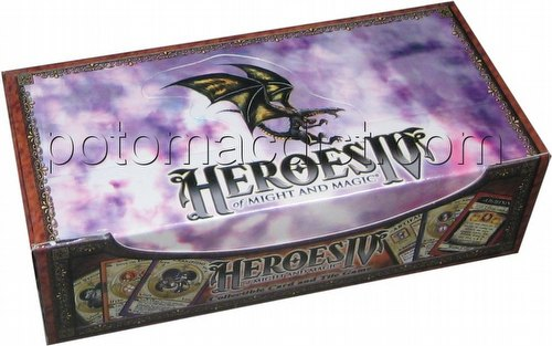 Heroes of Might & Magic IV CCG & Tile Game: Booster Box