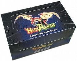 Hum Aliens: Challenge Starter Deck Box