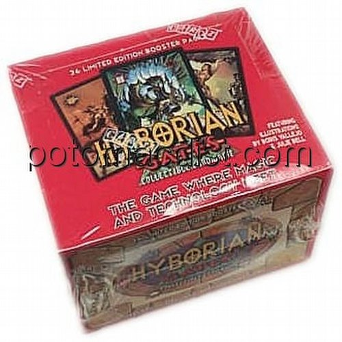 Hyborian Gates: Booster Box