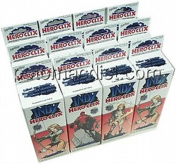 HeroClix: Indy [12 boosters]