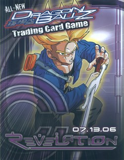 Dragonball Z Trading Card Game [TCG]: Revelation Booster Box
