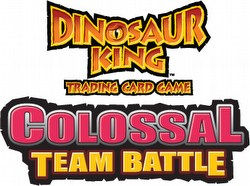 Dinosaur King TCG: Colossal Team Battle (Series 2) Booster Pack