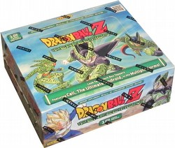 Dragon Ball Z Trading Card Game Perfection Booster Case[Panini/12 boxes]