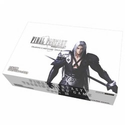 Final Fantasy: Opus III (Opus 3) Collection Booster Case [12 boxes]