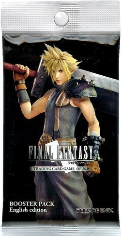 Final Fantasy: Opus IV (Opus 4) Collection Booster Box
