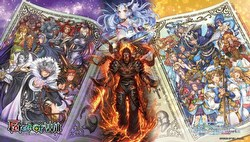 Force of Will TCG: Lapis Cluster: Echoes of the New World Booster Case [6 boxes]