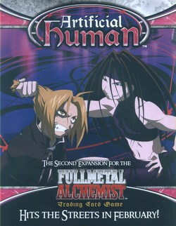 Full Metal Alchemist CCG: Artificial Human Booster Box