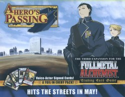 Full Metal Alchemist CCG: A Hero's Passing Booster Box