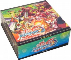 Future Card Buddyfight: Buddy Rave Alernative Volume 1 Booster Case [BFE-D-BT01A/16 boxes]