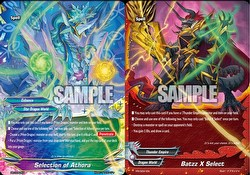 Future Card Buddyfight: Crossing Generations Booster Box [BFE-X-BT01A]
