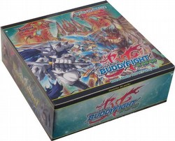 Future Card Buddyfight: Galaxy Burst Booster Case [16 boxes]