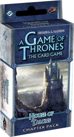 A Game of Thrones: Wardens Cycle - House of Talons Chapter Pack Box [6 packs]