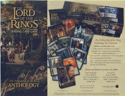 Lord of the Rings Trading Card Game: Fellowship Anthology