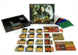 Lord of the Rings: Dice Building Game Box